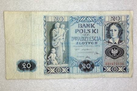 Skup monet i banknotów Warszawa