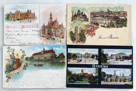 Skup pocztówek i listów Warszawa